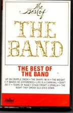 The BEST of THE BAND - Cassette 1980 re-issue  Capitol Records ‎– 4N-16331