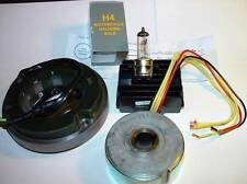 Norton, Triumph, BSA, OIF, 3 Phase, Hi Output Alternator Kit with H4 Bulb, F/SH