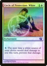 Circle of Protection Red FOIL 9th Edition NM-M White Uncommon MTG CARD ABUGames