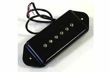Genuine Epiphone Spare Parts - P-90 Dog Eared Pickup - Treble Position - Black