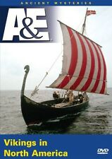 Ancient Mysteries  THE VIKINGS in NORTH AMERICA NEW DVD