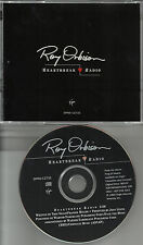 ROY ORBISON Heartbreak Radio 1992 DPRO12731 PROMO RADIO DJ CD Single MINT