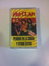 M-CLAN - SUCCESSES - CINTA TAPE CASSETTE K7 NEW AND SEALED