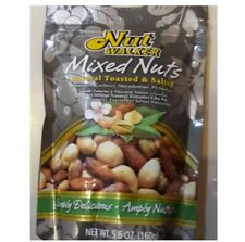 Nut Walker Natural Toasted & Salted Mixed Nut 160g
