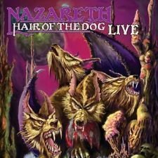Hair of the Dog Live by Nazareth (180g LTD Purple Vinyl),2007 Cleopatra / #129