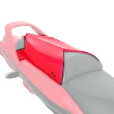 ERMAX REAR SEAT COWL IN RED FOR HONDA CBF125 09-13 - CLEARANCE SAVE £20