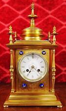 Brass 8-Day Antique Clocks