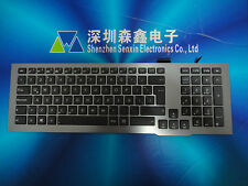New LA Latin version Keyboard for Asus G75 G75V G75VW-BBK5 Series Backlit black