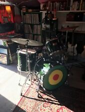 More details for ocean colour scene drum kit . the iconic pearl master used by oscar .