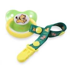 Adult Baby Rearz Safari Lion Pacifer Nuk Size 6 AB/DL Dummy soother DDLG Paci