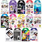 Fujifilm Instax Film Instant Photo Sheets for Mini 7s 8 9 25 50s 70 Cameras