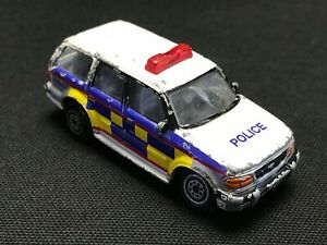 Ford Explorer Police Real Toy
