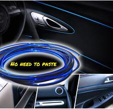 Ganish Gap Blue Line Interior Point Molding Accessory Trim 5meter For BMW