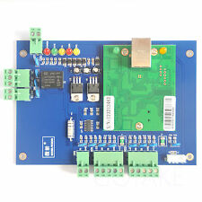 Door Access Network Controller TCP/IP LAN Panel Board For One RFID Card Reader