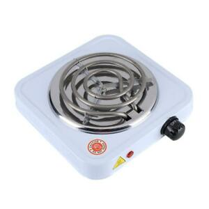 220V 1000W Electric Stove Burner Coffee Heater Hotplate Cooking Appliances UK