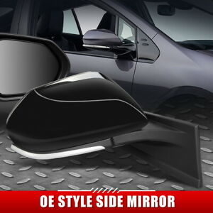FOR 16-20 TOYOTA PRIUS OE STYLE POWERED+HEATED PASSENGER RIGHT SIDE DOOR MIRROR