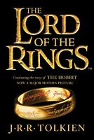 Complete Set/Lot - Lord of the Rings Trilogy + Hobbit 4 books by J.R.R. Tolkien