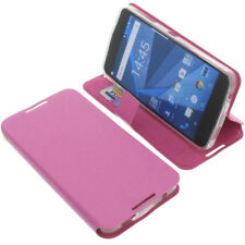 Case for BlackBerry dtek50 Book-Style Protective Case Phone Case Book Pink