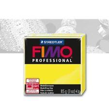 Gelbe Modelliermassen & Materialien FIMO
