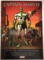 Marvel Masterworks Captain Marvel Volume 1 TPB Avengers Ms. Marvel Starlin