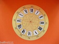 Cadran laiton LIC ATO pendule Zenith horloge Zifferblatt Uhr Clock 15cm dial N°2
