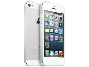 iPhone 5 - Unlocked - 16GB - White - Good