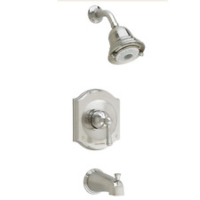 American Standard T415502.295 Portsmouth Bath and Shower Trim Kit with Square
