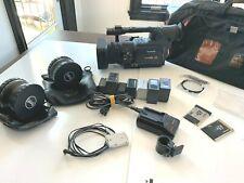 Panasonic Hvx200 Camcorder - P2 Cards, Cont. Power Cable, Accessories