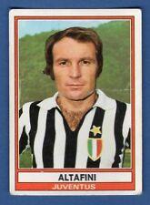 FIGURINA CALCIATORI PANINI 1973/74 - RECUPERO - N.178 ALTAFINI - JUVENTUS