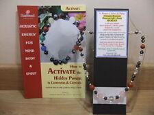 Crystal Gemstone Awareness Costume Necklaces & Pendants