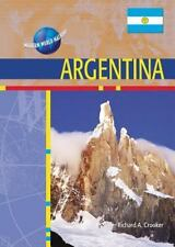 Argentina (Modern World Nations) Crooker, Richard A. Library Binding