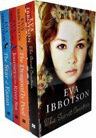Eva Ibbotson Collection 4 Books Set Pack Journey to River Sea, Dragonfly Pool
