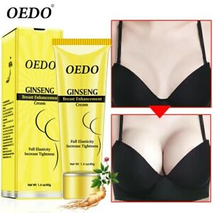 Ginseng Breast Enlargement Cream Breast Enhancer Increase Tightness