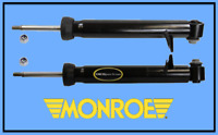 Set/Pair 2 Shock Absorbers Rear L/R MONROE For BMW X5 X6 Expedited
