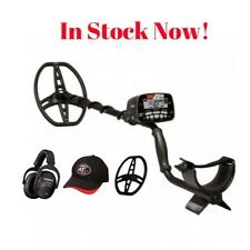 IN STOCK New Garrett AT Max Metal Detector+Z-Lynk Wireless Headphones+Cap+Cover