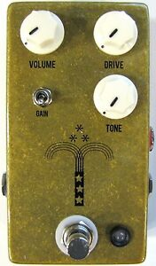 Used JHS Morning Glory V4 Overdrive Guitar Effects Pedal