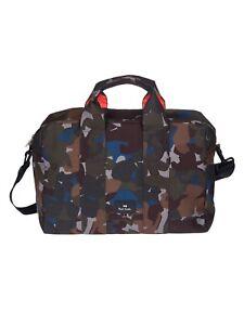 Paul Smith Camo Duffle Bag RRP£290