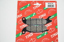 MCB759 Lucas TRW Satz Bremsbeläge vorne Honda CBR 125 R ab Bj 2004