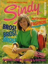 Sindy Magazine No.16      29 October 1988    Bros    Michael Jackson