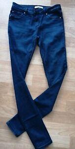 Damen Jeans Gr. M, One Love by colloseum, Blau