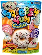Squeesh Yum Goodies Donut Fluffs Squeeze Toy [Random Color]