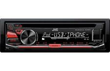JVC KD-R670 CD/MP3/WMA Player Pandora Radio Android iPhone Integration USB AUX