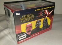 TOPPS STAR WARS THE RISE OF SKYWALKER TRADING CARDS BOX 61 CARDS FAST SHIPPING!!