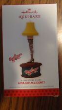 Hallmark - 2013 A Major Accident? Leg Lamp A Christmas Story Keepsake Ornament