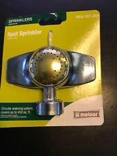 New Spot Lawn Sprinkler Covers 450 Sq. Ft.