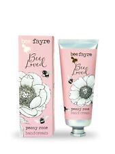 Beefayre - Abeilles Conseillé - Peony Rose - Main Crème - 60ml Tube