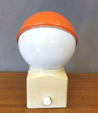 70er jahre ERCO tischlampe nachttischlampe vintage space age