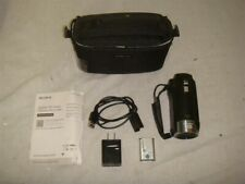 SONY HDR-CX405 FULL HD CAMCORDER WITH CASE