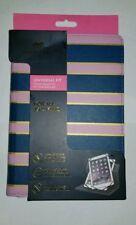 Dabney Lee iPad Mini Cabana Edge - Pink/Navy