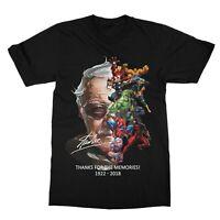 Stan Lee Avengers T-Shirt Men